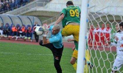 Mise à jour de la 23e journée de la Ligue 1 Mobilis: la JS Kabylie domine le MC Alger