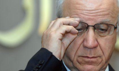 Medelci prend part à l'AG de l'Union des cours et conseils constitutionnels arabes