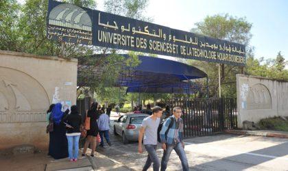 Hadjar aux étudiants: «Ne comptez plus sur l'Etat, cherchez du travail par vous-mêmes»