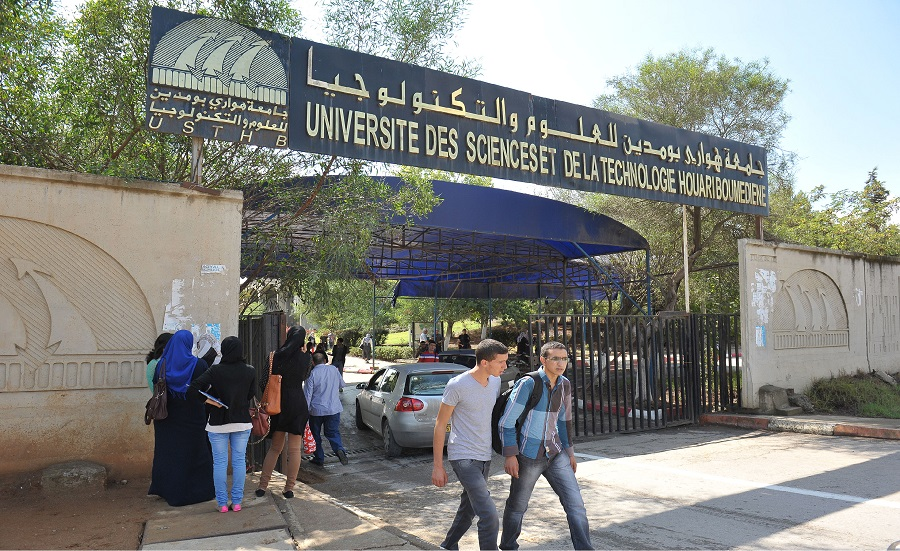étudiants Hadjar