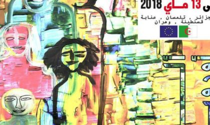 19e Festival culturel européen en Algérie