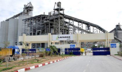 LafargeHolcim Algérie effectue sa 4e opération d'exportation de ciment vers l'Afrique