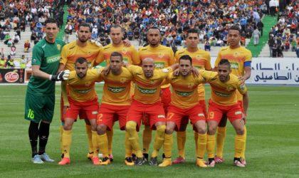 Ligue 1/28e j matches avancés: le NAHD solide dauphin, le MC Alger piégé par l'USMBA