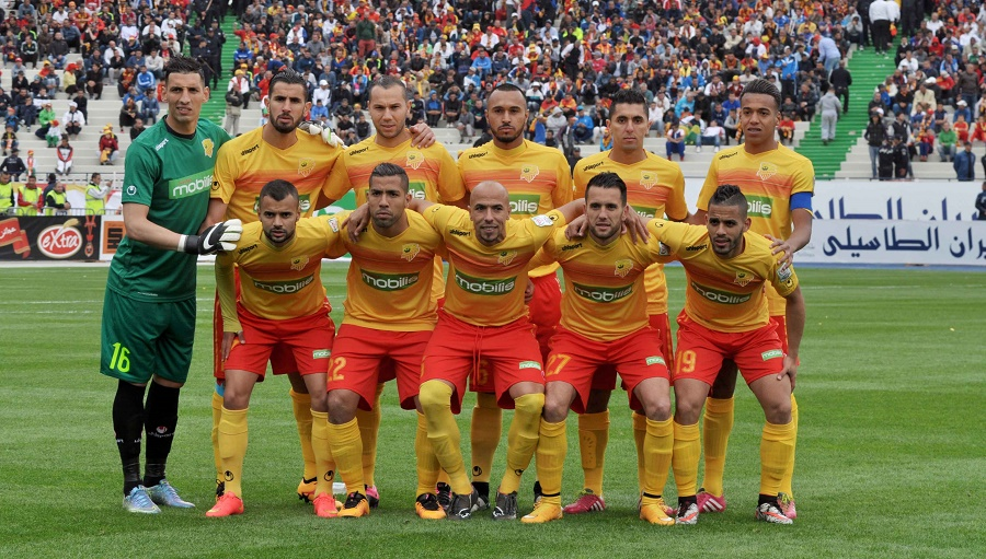 Ligue 1 Mobilis 28e journée