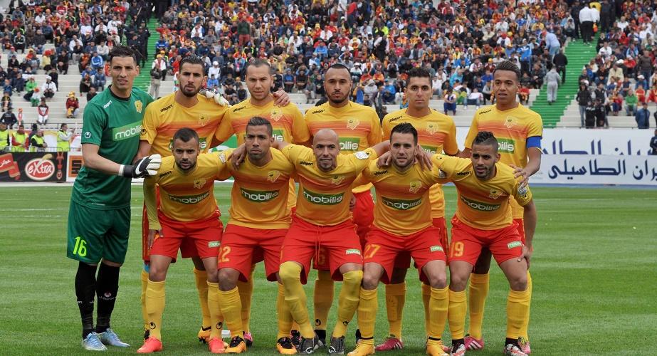 Ligue 1 Mobilis USMBA en Ligue 2
