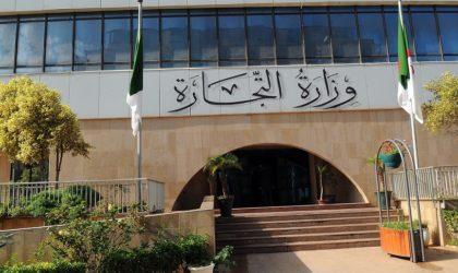 Le ministère du Commerce revoit la liste des produits interdits à l'importation