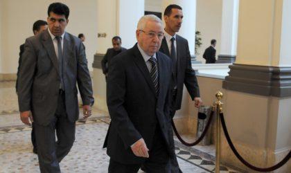 Bensalah remercie les dirigeants arabes pour leurs condoléances suite au crash de l'avion militaire