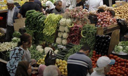 L'inflation moyenne annuelle à 4,6% jusqu'à mars 2018