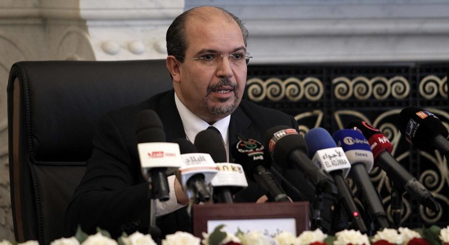 Mohamed Aïssa Grande Mosquée d'Alger