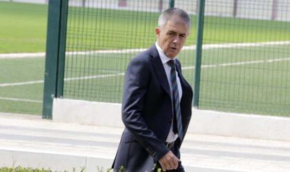 Zetchi: «Nous défendrons bec et ongles les intérêts de la FAF dans l'affaire EN-Alcaraz»