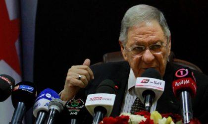 Djamel Ould-Abbès défie Amar Saïdani et attaque Ali Benflis