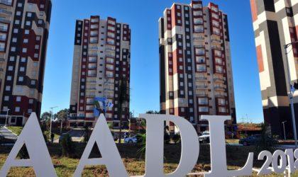 Distribution de 26000 logements AADL dans 22 wilayas durant les trois prochains mois