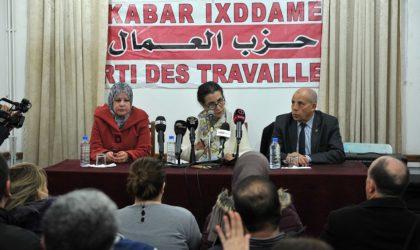 Le PT dénonce les contradictions d'un «régime finissant»