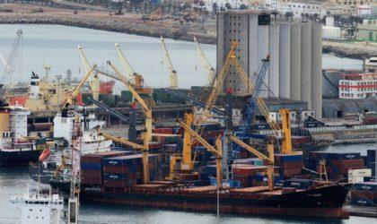 Commerce extérieur : recul du déficit malgré la hausse de la facture alimentaire