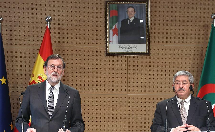 Algérie Espagne memorendums d'entente