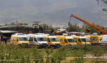 Crash de l'avion militaire :la Protection civile a les capacités d'intervenir