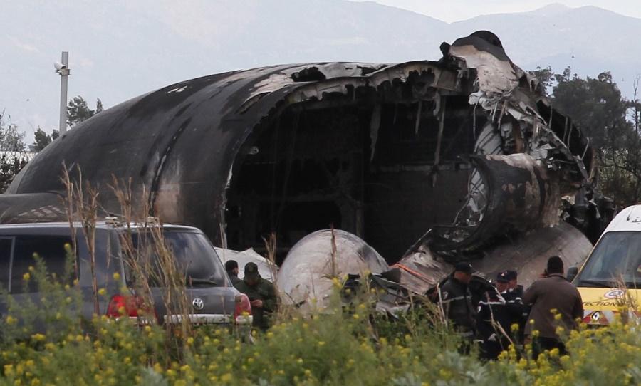 crash Boufarik