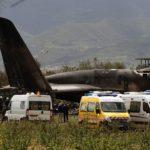 Hercule C-130 atterrissage blessés