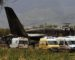 Crash de l'avion militaire de l'ANP : des médias divulguent des secrets-défense