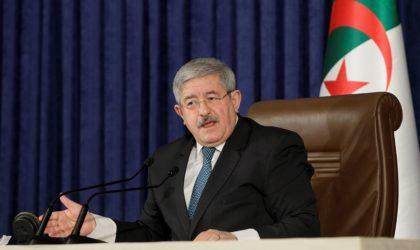 Comment Ouyahia a répondu aux provocations marocaines