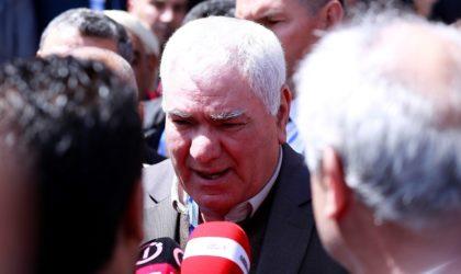 Ali Laskri: «Nous veillerons à restituer le FFS à ses militants»