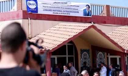 Le FFS s'élève contre l'exclusion d'une trentaine de syndicats par le ministère du Travail