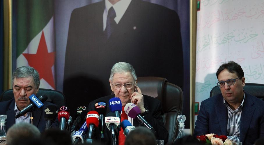 FLN Jil Bouteflika