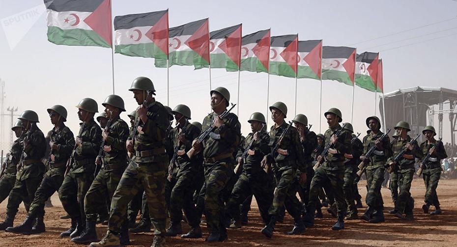 ALPS Shara Occidental Front Polisario