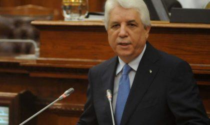 Conseil de la nation : Louh présente le projet de loi relatif au Code de procédure pénale