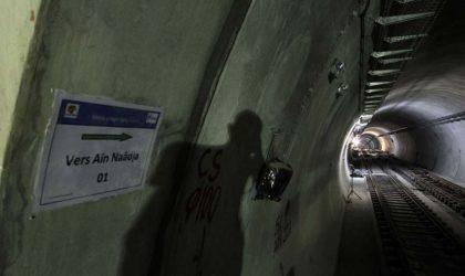 Métro d'Alger : les nouvelles extensions mises en service mardi 10 avril