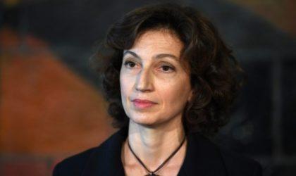 Comment Audrey Azoulay balise la voie au retour des Etats-Unis à l'Unesco