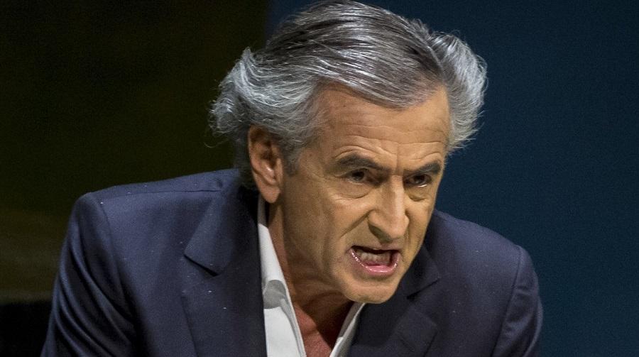 Libye Bernard-Henri Lévy