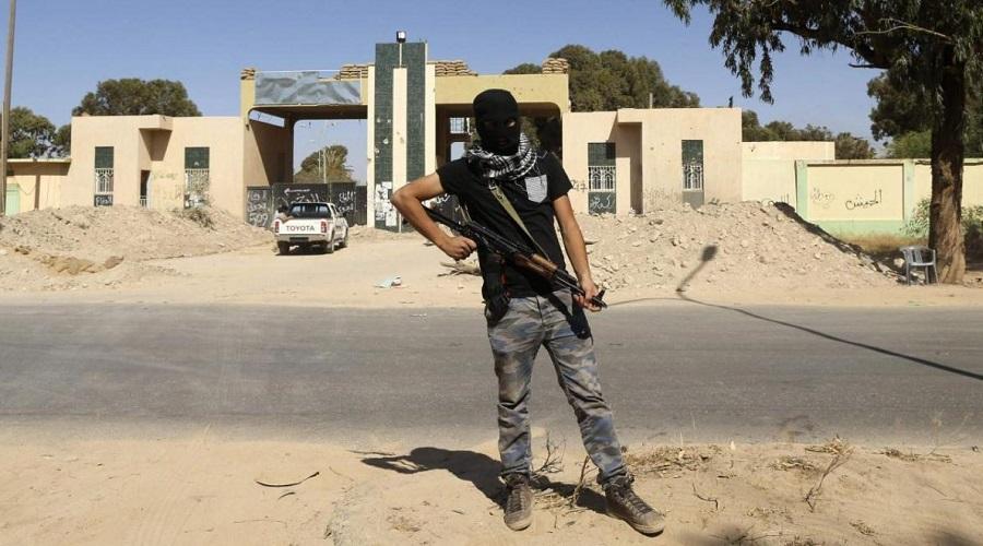 Milice Benghazi Libye Haftar