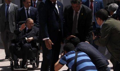 Le président Bouteflika effectuera une visite d'inspection à Alger ce lundi