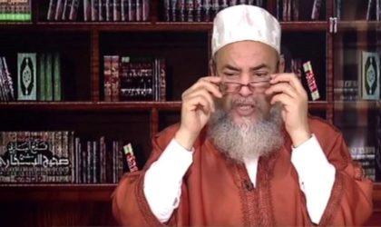 L'imam Chemseddine appelle à l'interdiction de la pensée wahhabite en Algérie