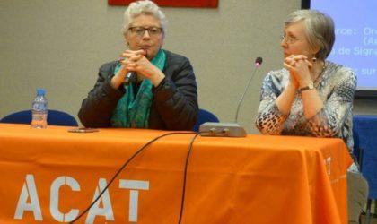 Expulsion de Claude Mangin du Maroc: l'Acat demande l'application du droit humanitaire