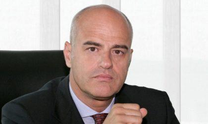 JST de Sonatrach: le patron d'ENI loue les potentialités énergétiques de l'Algérie