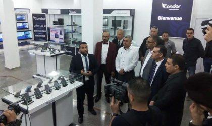 Le géant algérien ouvre son 20e espace dans la capitale: Condorinaugure son 143e showroom à Bab Ezzouar