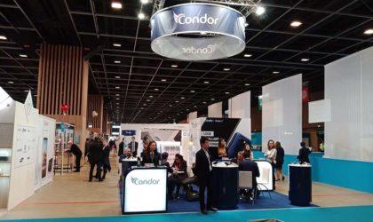 Condor participe au MEDPI 2018 à Paris et lance le «Allure M3»