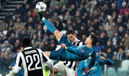 Ligue des champions: le Real est immense et Ronaldo grandiose