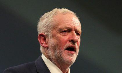 Jeremy Corbyn: «C'est l'Arabie Saoudite qu'il aurait fallu bombarder»