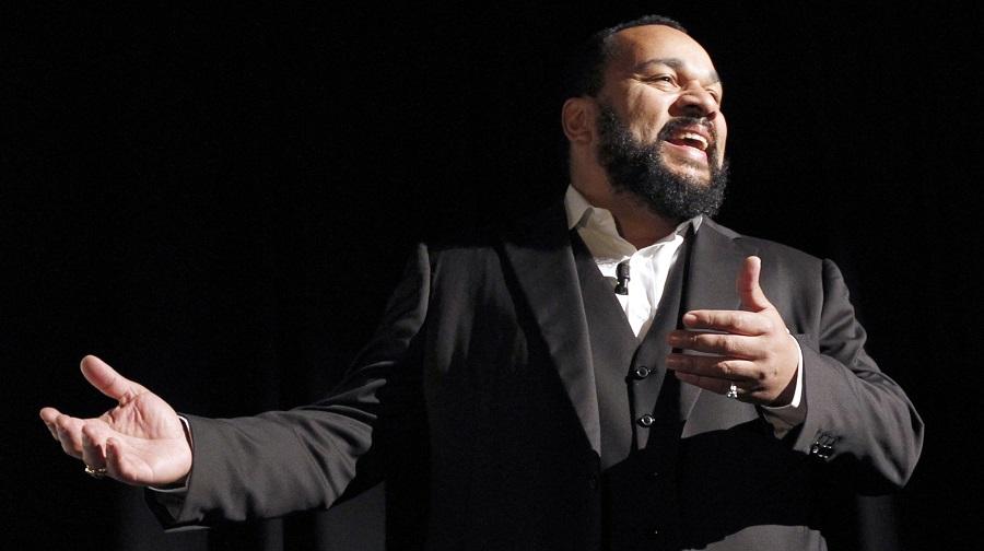 Dieudonné Opéra d'Alger Mihoubi