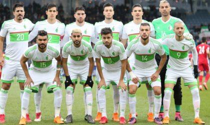 Classement Fifa: l'Algérie recule de deux places