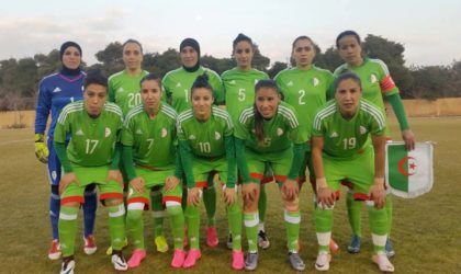 CAN-2018 dames : l'Algérie bat le Sénégal et passe au second tour