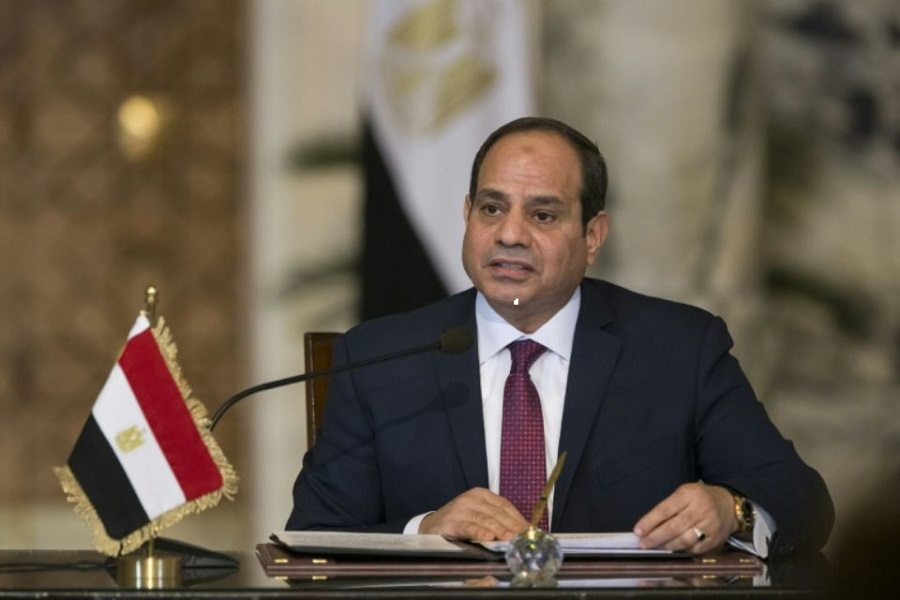 Egypte Al-Sissi