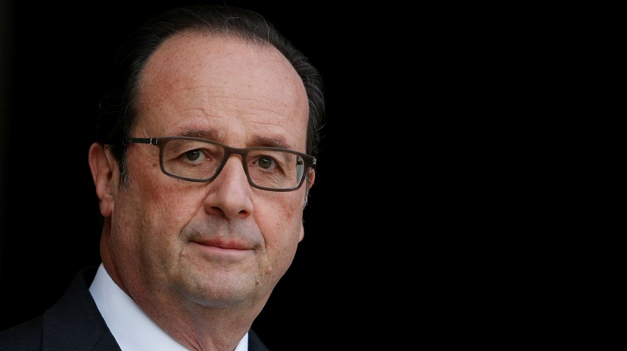 Hollande manifeste antisémitisme