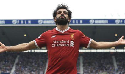 Mohamed Salah convertit le Kop de Liverpool
