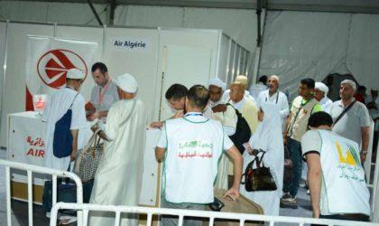 Reprise modeste de la Omra dans les Lieux saints de l'islam