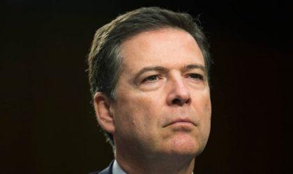Trump: «L'ex-directeur du FBI James Comey est un menteur»