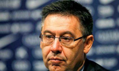 FC Barcelone: le président s'excuse après l'élimination en C1